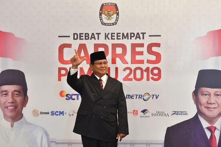 Prabowo Sebut Warga Indonesia Dianggap Bodoh Oleh Para Elite