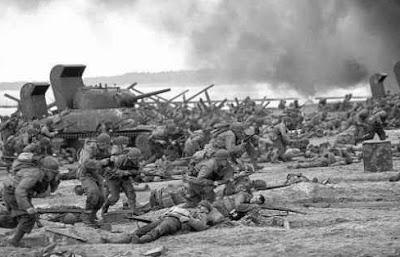 Sejarah Terjadinya Perang Dunia II