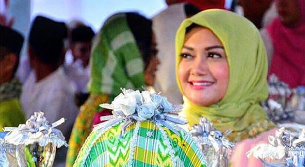 Bella Saphira Masuk Islam Atas Kemauan Sendiri