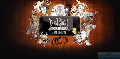 Don't Starve Pocket Edition Apk + OBB For Android (Paid)