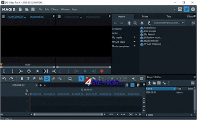 Magix Video Pro X8 15.0.3.154 Full Version