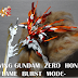 "Custom Build: HGBF 1/144 Wing Gundam Zero Honoo ""Flame Burst Mode"""