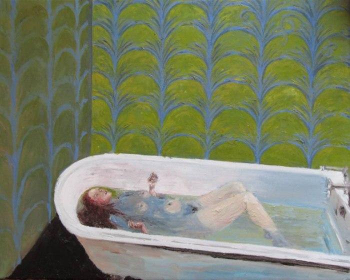 Искусство о красоте жизни. Jill Hudson
