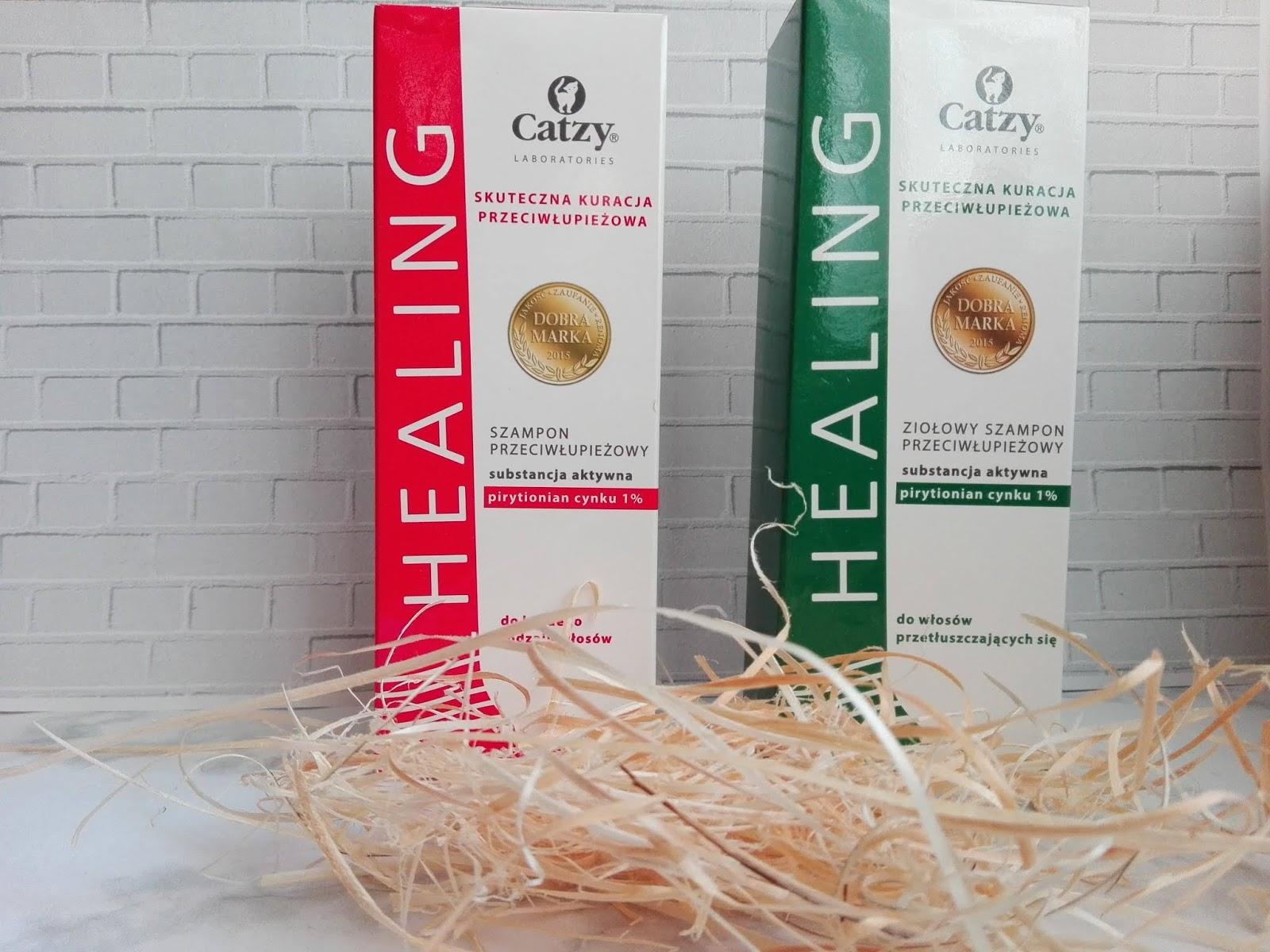 Healing Shampoo / Catzy