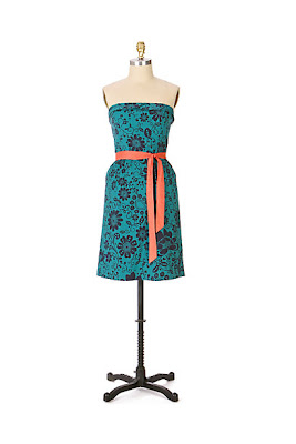 Anthropologie Flor de Sol Dress