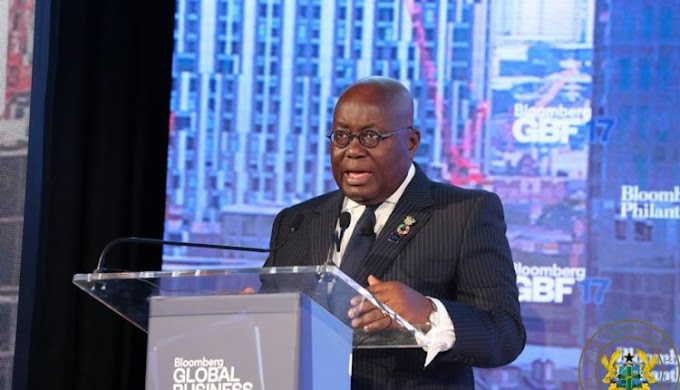Akufo-Addo to deliver SONA Feb. 8
