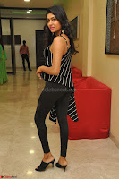 Akshida in Black Tank Top at Kalamandir Foundation 7th anniversary Celebrations ~  Actress Galleries 038.JPG