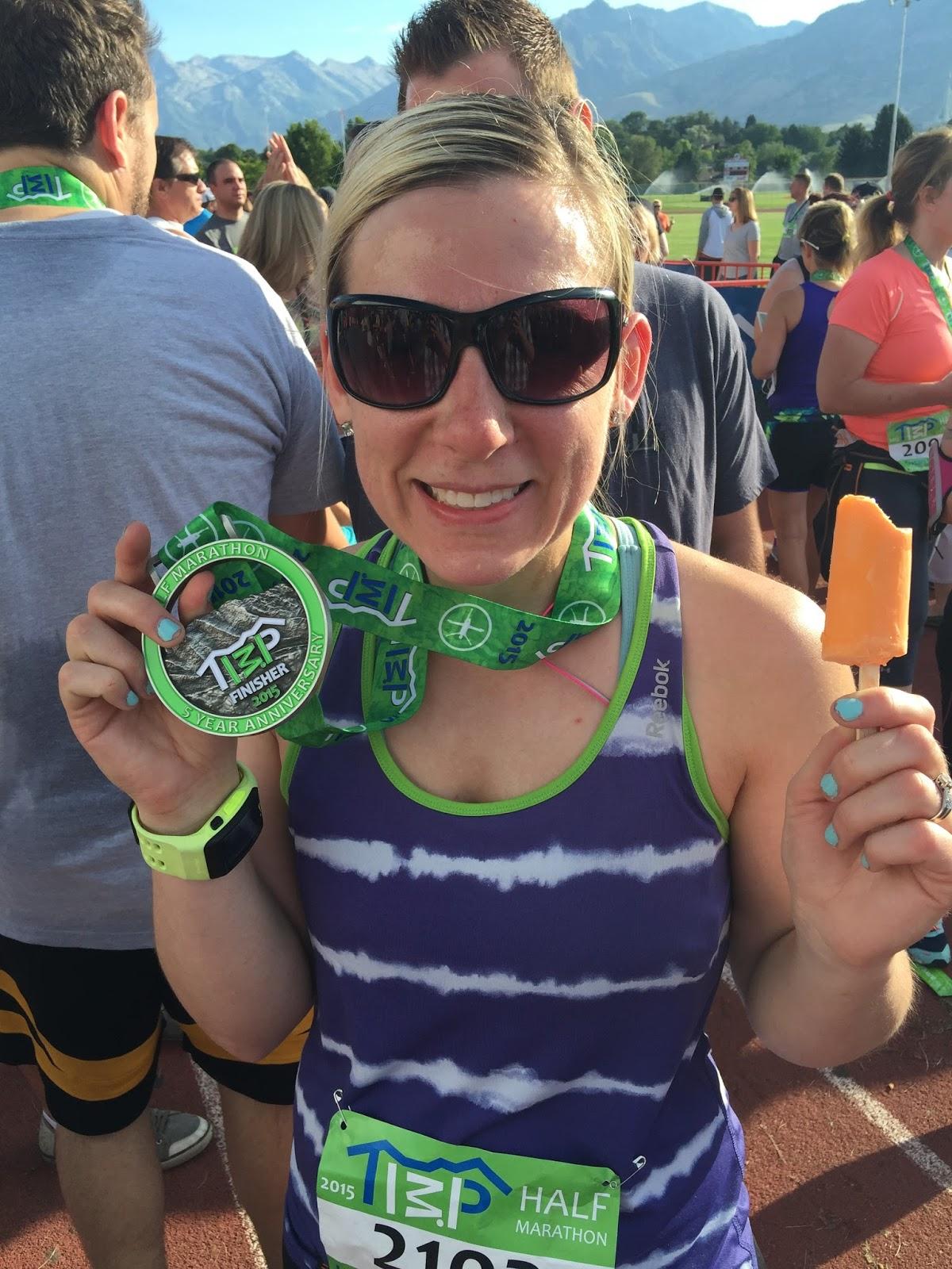 timpanogos half marathon race recap