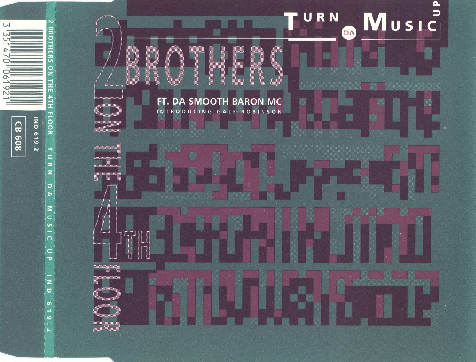 2 brothers on the 4th floor ft da smooth baron mc for Fourth floor records