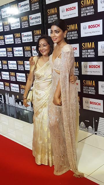 Shriya Saran at SIIMA Awards 2017 Day 2