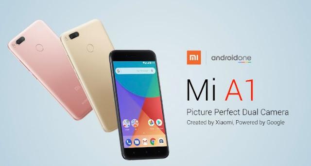 Intip Review Lengkap Xiaomi Mi A1, Handphone dengan Segudang Fitur