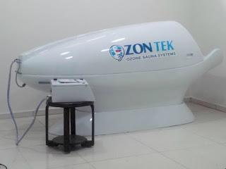 ozon sauna cihazı