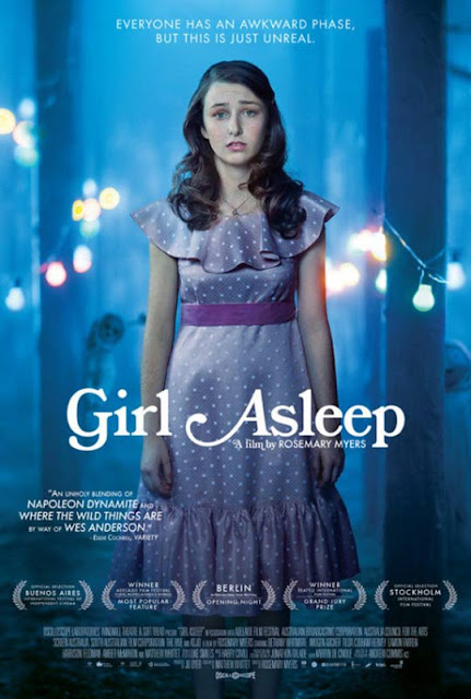 Girl Asleep (2016) ταινιες online seires oipeirates greek subs