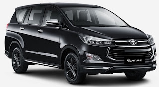 Harga Toyota Venturer Attitude Black di Pontianak