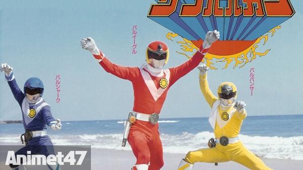Ảnh trong phim Taiyou Sentai Sun Vulcan The Movie 1