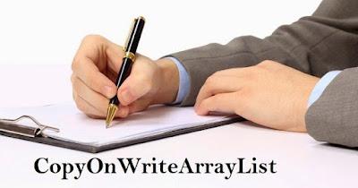 Qué es un CopyOnWriteArrayList en Java