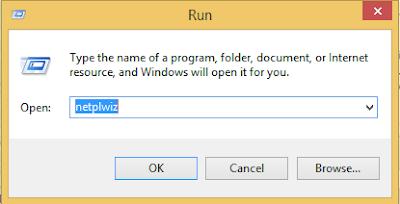 """""""Cara Login Otomatis Windows 8 Tanpa Harus Mengisi Password"""""""