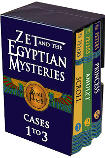 image: Zet and the Egyptian Mystery