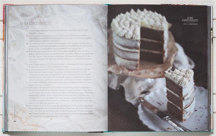 Rezension/Buchvorstellung Törtchenzeit von Jessi Hesseler und Sonya Kraus 3