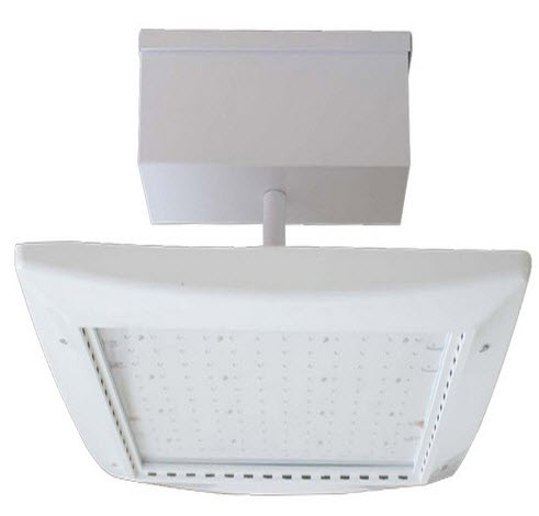 LED Gas Station Canopy Light Fixture Large lighting news and product information 2015  at gsmportal.co