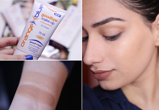 CC Creams by Orange Blue | Get free samples!!