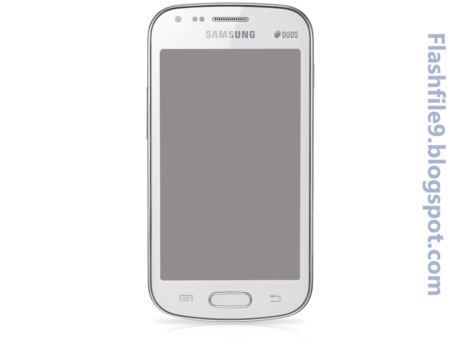 Samsung GT-S7562 Flash file MTK6572 Clone - Sp tool firmware