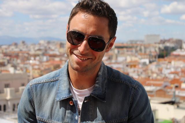 Måns Zelmerlöw durante la entrevista para Nordpop (Photo: Jesús Carro/Nordpop)