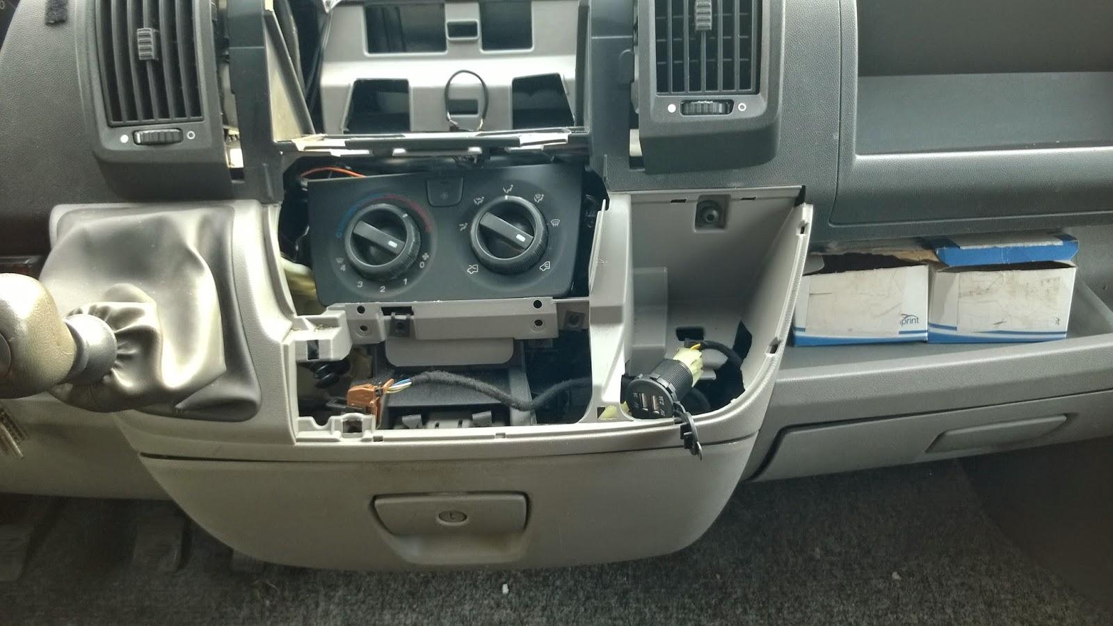 Panne de ventilation de chauffage sur ducato 2011 boxer jumper for Chauffage interieur voiture