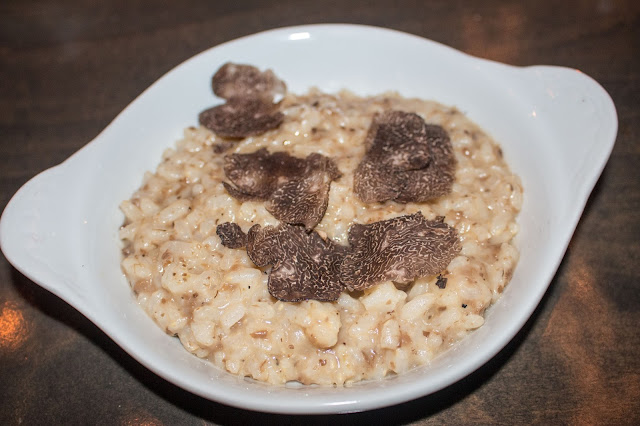Fine Palate - Black Truffle Risotto