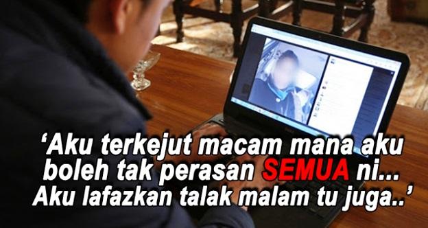 Lepas 3 Tahun Ceraikan Isteri, Lelaki Ni Stalk Facebook Bekas Isterinya Akhirnya Dia Temui SESUATU !
