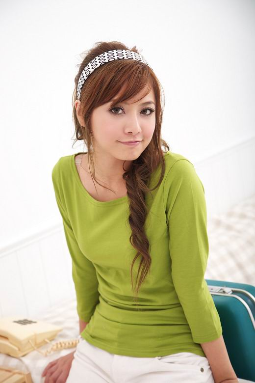Cutest Korean Girls hair styles – Korea Glamorous Fashion ...