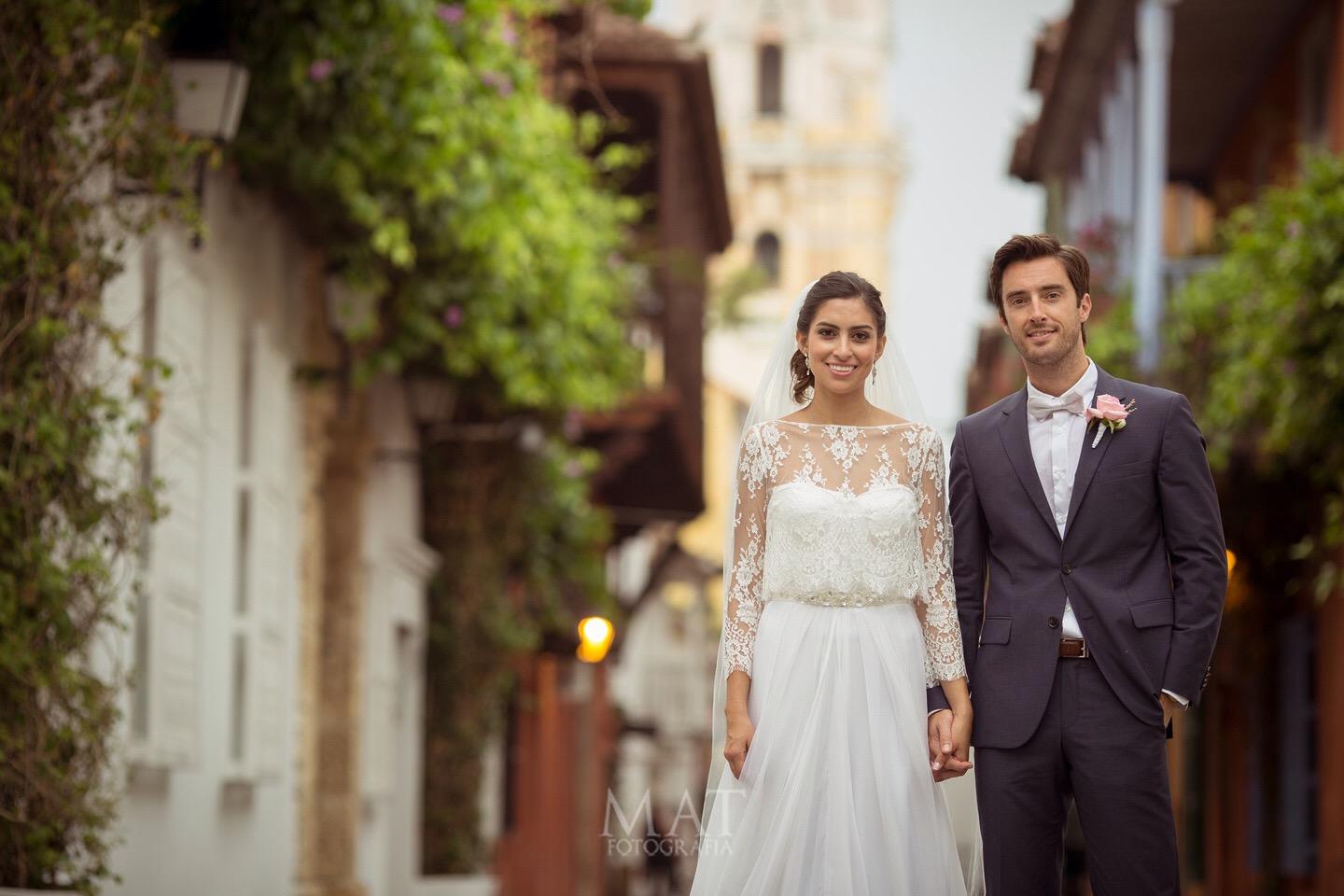Lyssa And Josh S Dream Our Cartagena Wedding