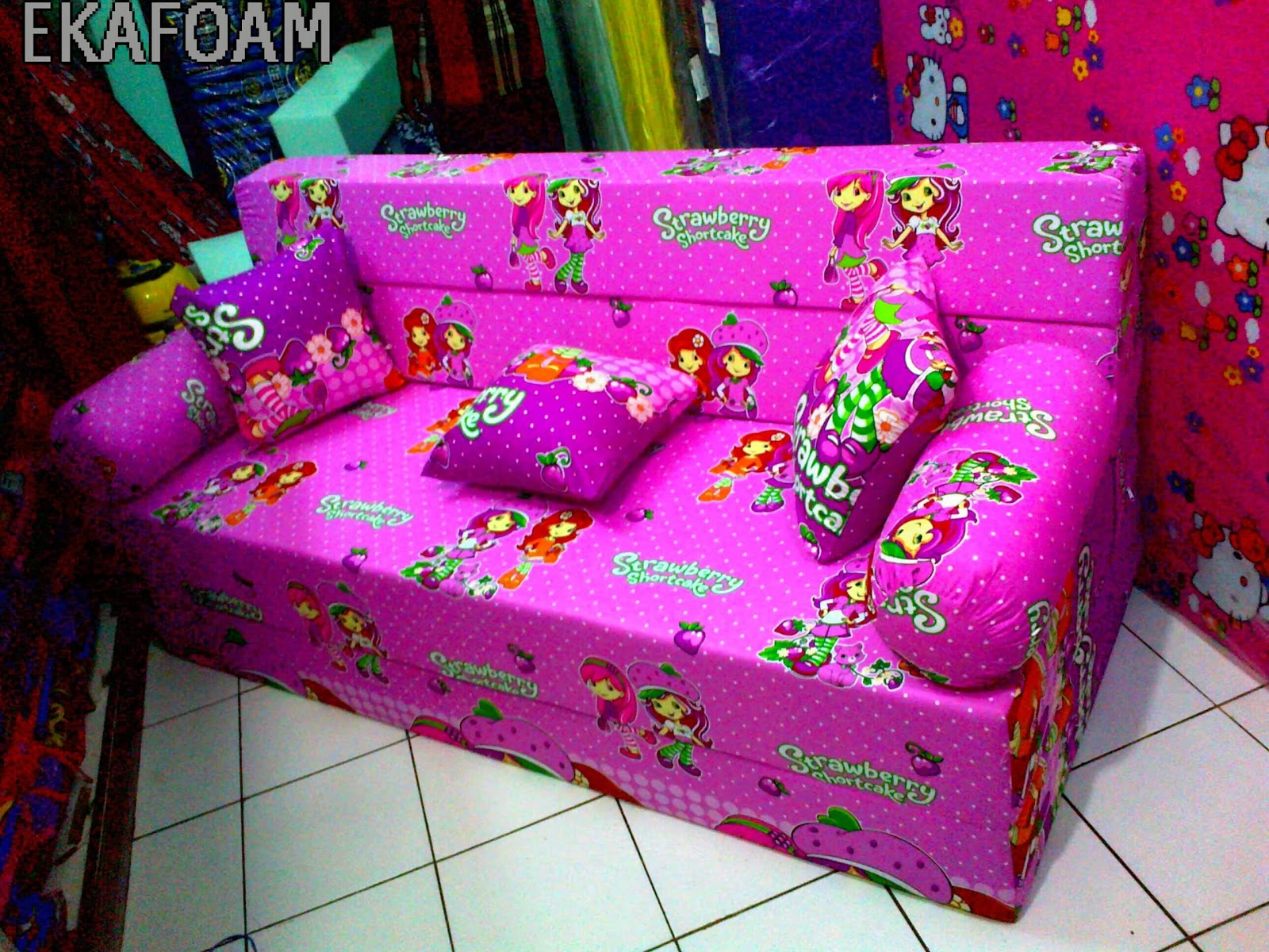 sofa bed inoac 3 in 1 how much does it cost to reupholster a sleeper sofabed motif anak 23 10 2014 agen resmi kasur