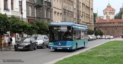 Škoda Perun, Kraków