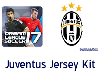 juventus 512x512 jersey kits 20162017 dream league
