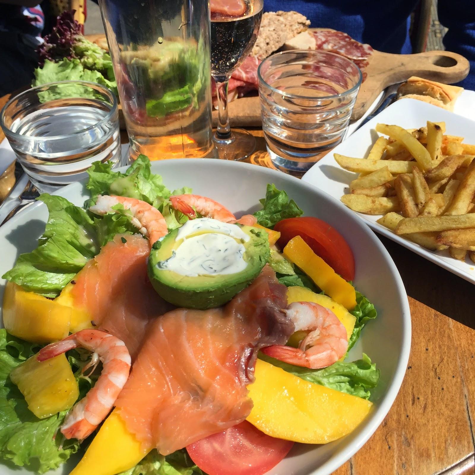 L'arrosoir - Salade exotique