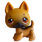 Littlest Pet Shop Portable Pets German Shepherd (#61) Pet