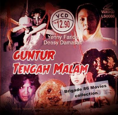 Briigade 86 Movies Center - Guntur Tengah Malam (1990)