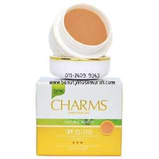 Charms Foundation (Natural Beauty)