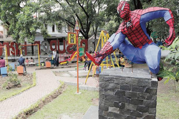 Taman Superhero