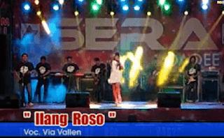 Lirik Lagu Ilang Roso - Via Vallen