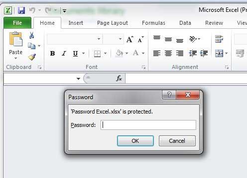 cara memberi password pada microsoft excel 3