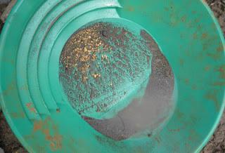Bateo de oro - Gold Panning
