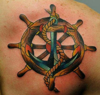Anchor Tattoos Meaning | Tattoos Photo Gallery