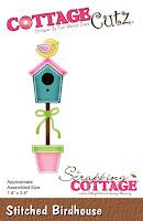 http://www.scrappingcottage.com/cottagecutzstitchedbirdhouse.aspx