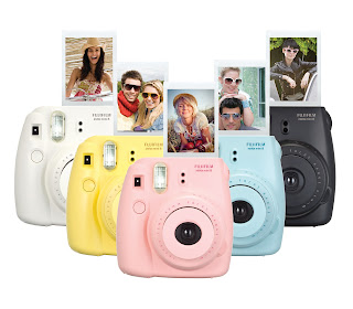 Ini Dia Tips untuk Menggunakan Kamera Polaroid dan Kisaran Harga Kamera Fujifilm Instax Mini