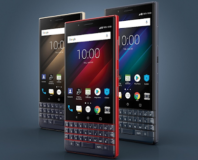 بلاك بيري BlackBerry KEY2 LE