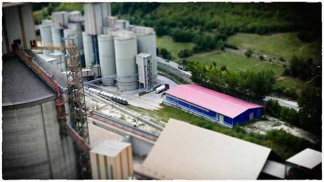 Fabrica de Ciment Campulung - Holcim