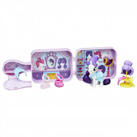 My Little Pony the Movie Rarity Mirror Boutique Playset