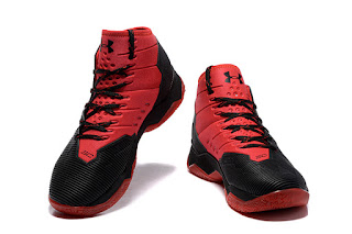 Under Armour Curry 2.5 Black Red Premium, toko sepatu basket , jual sepatu basket, harga basket under armour, under armour curry , curry 2.5